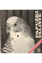 Papuzki faliste - Landowski, Jan - Régikönyvek