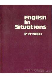 English in Situations - O'Nell, R. - Régikönyvek