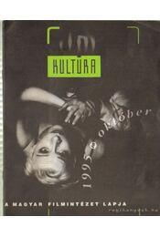 Film Kultúra 1995. október - Urbán Mária - Régikönyvek