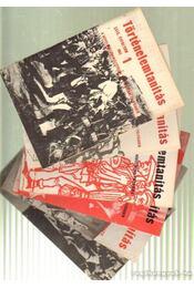 Történelemtanítás 1984. (teljes) - Szabolcs Ottó - Régikönyvek