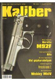 Kaliber 2006. október 9. évf. 10. szám (102.) - Vass Gábor - Régikönyvek