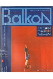 Balkon 1996. április- május 4-5. - Hajdu István - Régikönyvek
