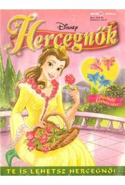 Hercegnők 2006/07 - Walt Disney - Régikönyvek
