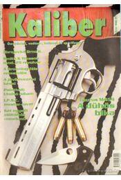 Kaliber 2000/ január (21.) - Vass Gábor - Régikönyvek