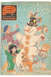 Pajtás 1978. XXXIII. évfolyam (hiányos) - Somos Ágnes - Régikönyvek