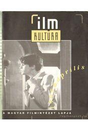 Film Kultúra 1995. április - Urbán Mária - Régikönyvek