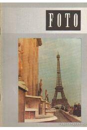 Foto 1964. június 6. - Bence Pál - Régikönyvek