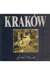 Kraków z lotu ptaka - Bujek, Adam - Régikönyvek