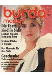 Burda (német) 1983. november 11. - Régikönyvek
