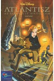 Atlantisz az elveszett birodalom I. rész - Walt Disney - Régikönyvek