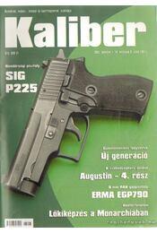 Kaliber 2007. március 10. évf. 3. szám ( 107 ) - Vass Gábor - Régikönyvek
