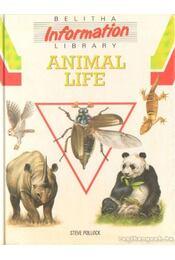 Animal life - Pollock, Steve - Régikönyvek