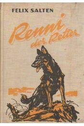 Renni der Retter - Felix Salten - Régikönyvek