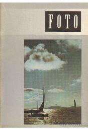Foto 1964. július 7. - Bence Pál - Régikönyvek
