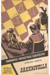 Sakknovella - Zweig, Stefan - Régikönyvek