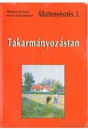 Takarmányozástan - Markó József - Régikönyvek