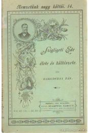 Szigligeti Ede élete és költészete - Szigligeti Ede - Régikönyvek