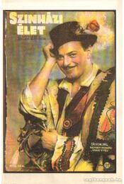 Színházi élet 1936. 26 sz. (hasonmás) - Incze Sándor (szerk.) - Régikönyvek