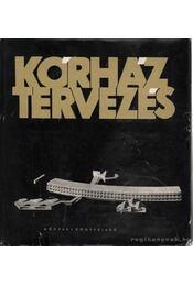 Korház tervezés - Fekete István - Régikönyvek