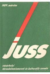 Juss 1989. március - Régikönyvek