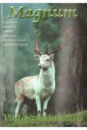 Magnum 2004-2005. - Régikönyvek