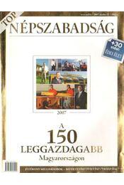 A 150 leggazdagabb Magyarországon 2007. október 17. - Régikönyvek