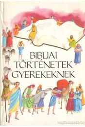 Bibliai történetek gyerekeknek - Régikönyvek