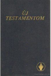 Új Testamentum - Régikönyvek