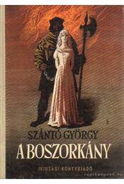 A boszorkány - Szántó György - Régikönyvek