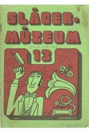 Slágermúzeum 13 - Régikönyvek