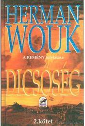 Dicsőség 2. kötet - Herman Wouk - Régikönyvek