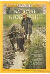 National Geographic 1969, January - Bell Grosvenor, Melville - Régikönyvek
