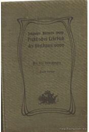 Prattisches Lehrbuch des Obstbaues - Böttners, Johannes - Régikönyvek