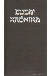 Budai krónika - Hauser József - Régikönyvek