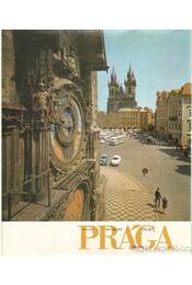 Prága - Poche, Emanuel - Régikönyvek