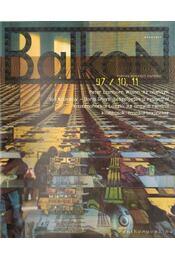 Balkon 97/10-11. - Hajdu István - Régikönyvek