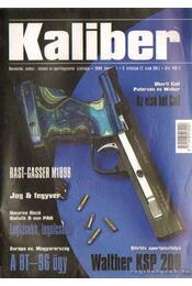 Kaliber 2003. december 6. évf. 12. szám ( 68) - Vass Gábor - Régikönyvek