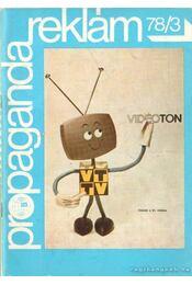 Propaganda Reklám 78/3 - Lindner Károly - Régikönyvek