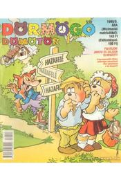Dörmögő Dömötör 1999/9 - Régikönyvek