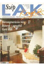 Szép Lak konyhák 1998. szeptember 9. szám - Berényi János - Régikönyvek