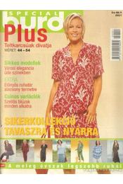 Burda - Teltkarcsúak divatja 2002/1 - Régikönyvek