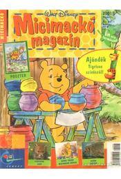 Micimackó magazin 2003/8 - Walt Disney - Régikönyvek