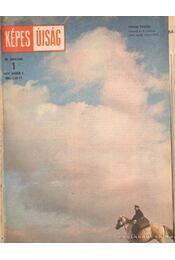 Képes Újság 1974. XV. évf. I-II. kötet (teljes) - Gerencséri Jenő - Régikönyvek