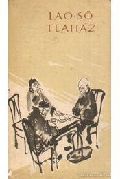 Teaház - Lao Sö - Régikönyvek