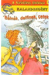 Bálnák, delfinek, cetek - Moore, Eva - Régikönyvek