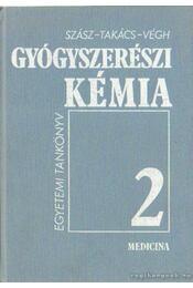 Gyógyszerészeti kémia 2. - Régikönyvek