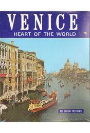 Venice - Heart of the World - Benedetti, Roberto - Régikönyvek