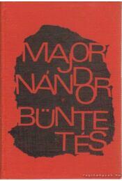 Büntetés - Major Nándor - Régikönyvek