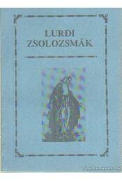 Lurdi zsoloszmák - Régikönyvek