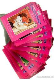 Hedwig Courths-Mahler felejthetetlen szerelmes regényei 21-30. füzet - Courths-Mahler, Hedwig - Régikönyvek